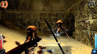 Dark Messiah of Might and Magic - Test \ Review - DE - GamePlaySession - German