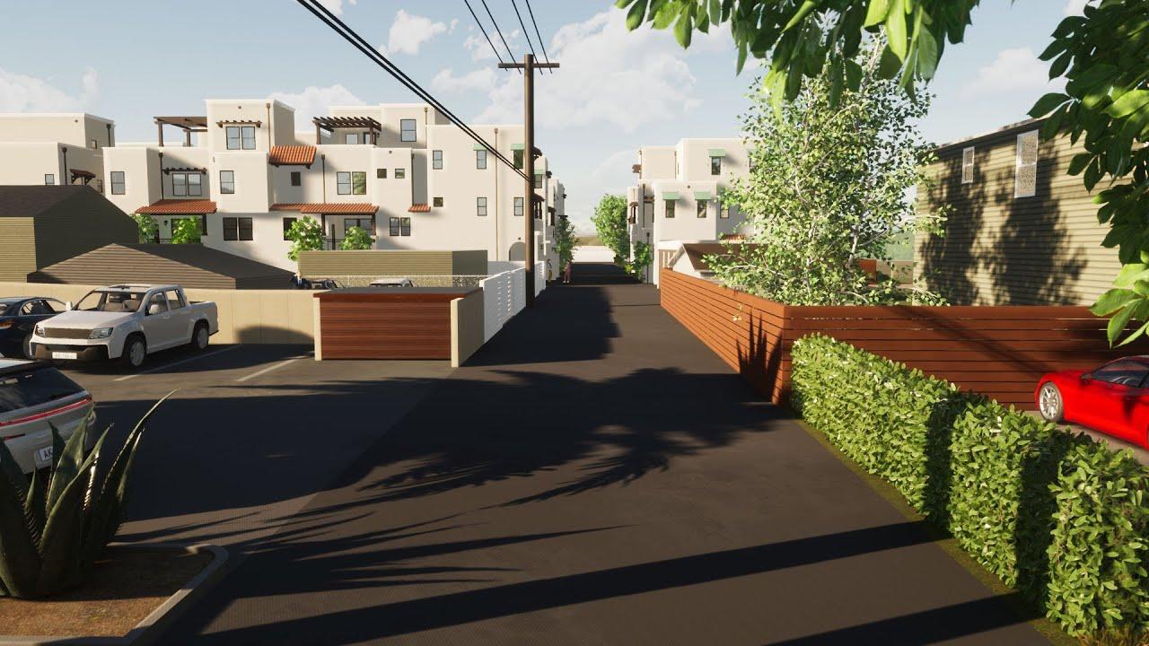 Update-Access Street Improvement Plan