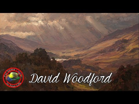 Fine Art Tips with David Woodford on Colour In Your Life