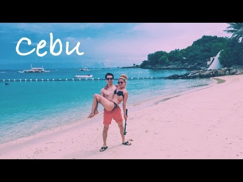 TOURING CEBU PHILIPPINES - Movenpick Hotel Beach, CnT Lechon, Cebu City Mall