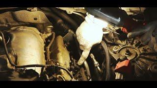 Компьютерная диагностика двигателя на BMW X5 (БМВ Х5)