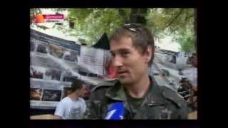 Гражданская война в Украине..