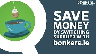 Save hundreds on your household bills with bonkers.ie