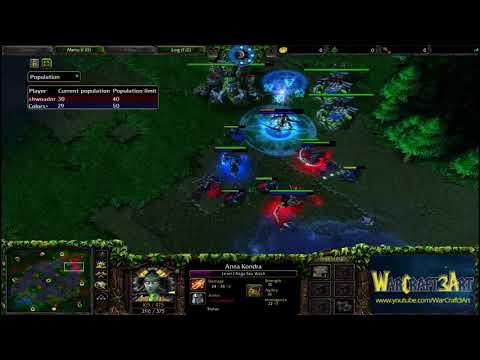 Remind(NE)(Blue) vs Life(NE)(Red) - WarCraft 3 Frozen Throne - RN3112