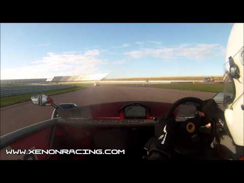 Rockingham Park Trackday - Xenon - Anthony Day