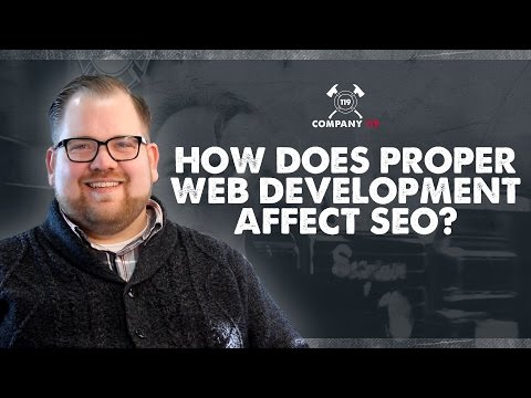 How Does Proper Web Development Affect SEO?
