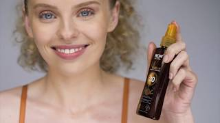 How to Use WOW Skin Science UV Water Transparent Sunscreen Spray