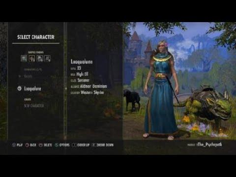 The Elder Scrolls Online: Tamriel Unlimited Let's play #36.5 |