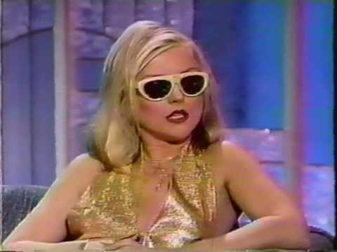 Debbie Harry; Arsenio Hall I Want That Man