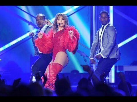 Jennifer Lopez Ft Pitbull - LIVE IT UP LIVE At Billboard Music Awards 2013 HD - Directo Performance