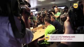 INSIDE VIEW: FC Barcelona - FC Baryern (teaser part I)