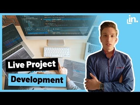 🔴 LIVE Web Development Stream #1 - Pravimo Hotel Website W/ Laza (HTML, SASS, Javascript)