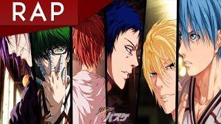 "RAP de TEIKO (Kuroko No Basket)   ""El infierno de Teiko""   Rap Squad 04"