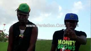 (Popcaan & Tommy Lee Diss) Blak Ryno - Murder Addi Children [Official HD Music Video] January 2013