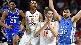 Way Too Early Top 4 ACC Basketball Teams For 2018-19 Season
