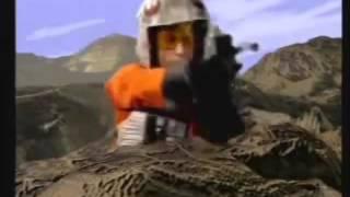 Star Wars Rebel Assault II: The Hidden Empire cutscenes
