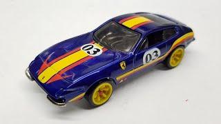 Ferrari 365 GTB4 Hot Wheels Review