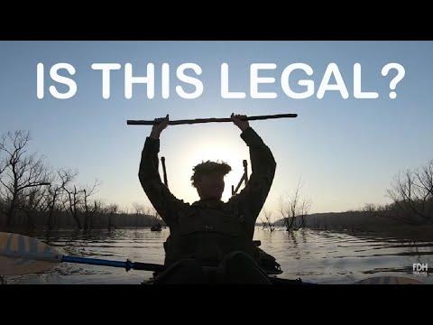 Off Season Simulated Duck Hunt (We Shot A 3 Man Limit!)