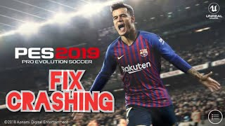 2019 pes 2019 has stopped working