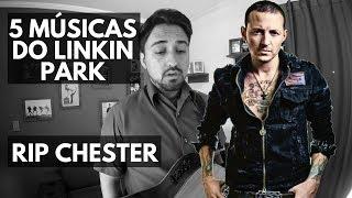 Baixar 5 músicas do Linkin Park no violão - Homenagem Chester Bennington