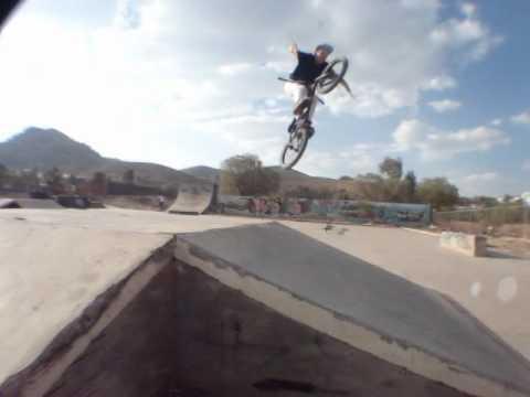 THE FUN BMX: Heber Alejandro  slow motion !!!