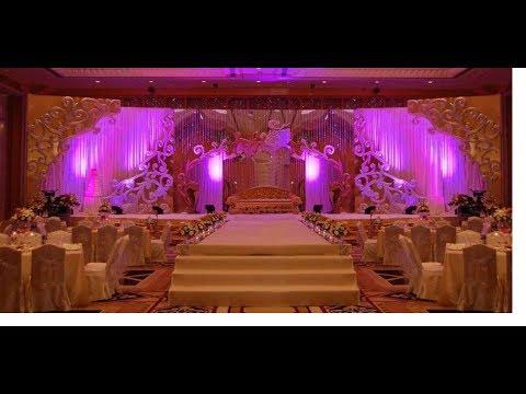 Top 10 Wedding Reception Stage Decorationsbest Reception Stage