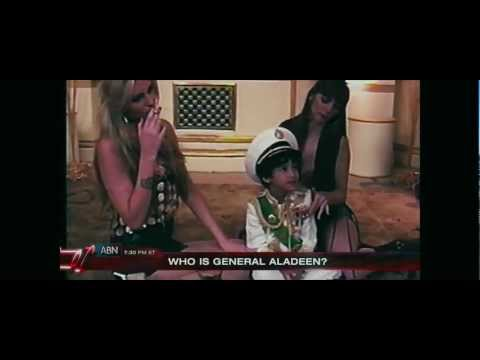 The Dictator: Official Opening Scene