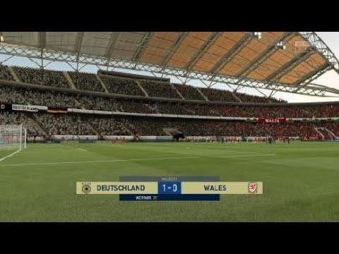 Wales Europameisterschaft
