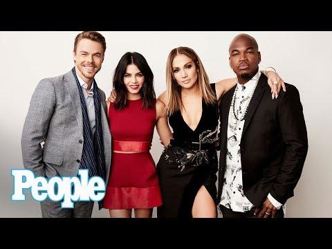 World Of Dance: Derek Hough On Jennifer Lopez, Ne-Yo & Jenna Dewan Tatum   People NOW   People