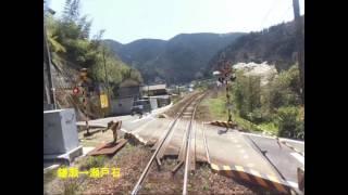 肥薩線(Hisatsu Line) 前面展望 下り 1/4 八代→吉尾