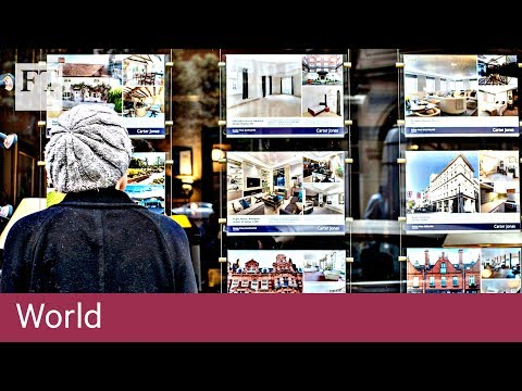 UK house prices in decline | World