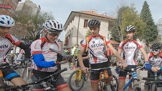 Kütahya Yeşilay Haftası Bisiklet Turu - Başkandan Bisiklet Yolu Müjdesi