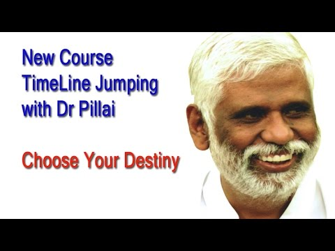 New Course Timeline Jumping with Dr Pillai - Know How To Time Line Jump & Create Fast