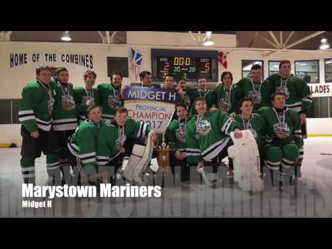 2017 Hockey NL Honour Roll of Champions