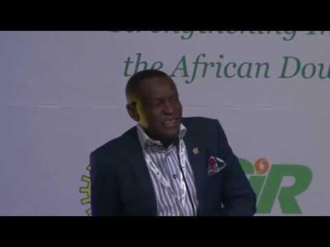 Tope Shonubi At ARA 2019