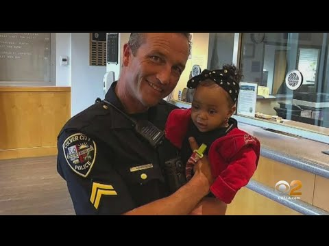 @TheBuffShow - 9 Month Old Baby Saved By Police Officer...
