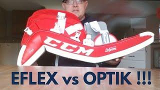 CCM Eflex vs Brians Optik !!!