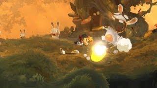 Rayman Legends Wii U Gameplay