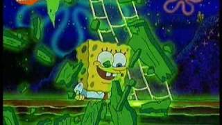 Spongebob - Die krassen poetsen we wel weg kappie