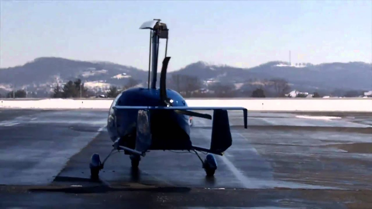SRTB-RC Gyrocopter Demo in Somerset, KY - YouTube