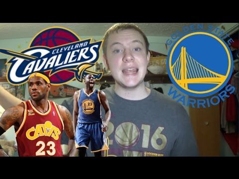 Cavaliers get blown out by the Warriors, yes LeBron its a rivalry