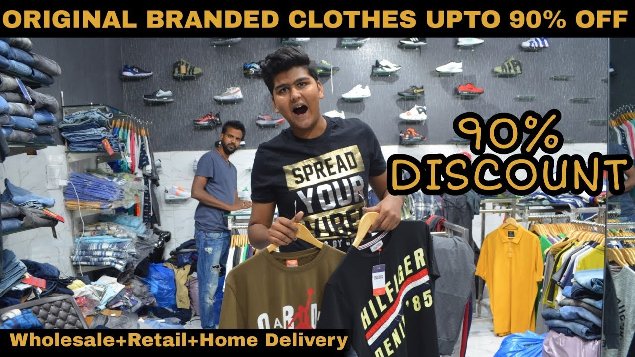 ca66382904aa Branded Clothes At 90% Off | Branded Clothes At Cheapest Price |  t-shirt,jeans,shirt,lower,etc
