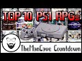 Top 10 Playstation 1 RPGs | ManCave Countdown |