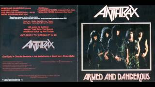 Anthrax-soldiers of metal (collector
