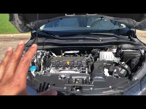Honda HR-V – Where to add coolant