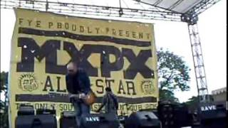 MxPx All Stars - Your Boyfriend Sucks [The Ataris] (Live in Bandung, Indonesia | 13 Desember 2009)