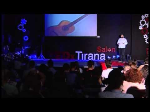 A call for change | Vullnet Sanaja | TEDxTirana