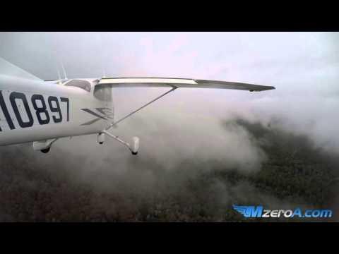 ILS Approach To Minimums - MzeroA Flight Training