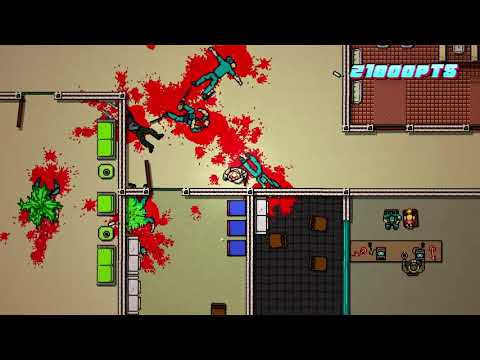 Hotline Miami 2 Wrong Number WTH |