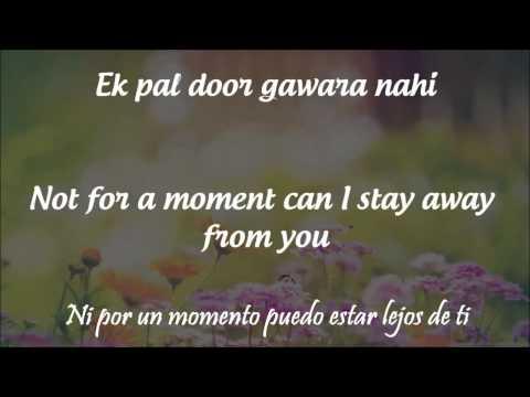 Tum Hi Ho ( Hindi - English - Spanish) Lyrics !!
